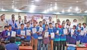 Bashundhara Khata-Kaler Kantho debate contest held in port city