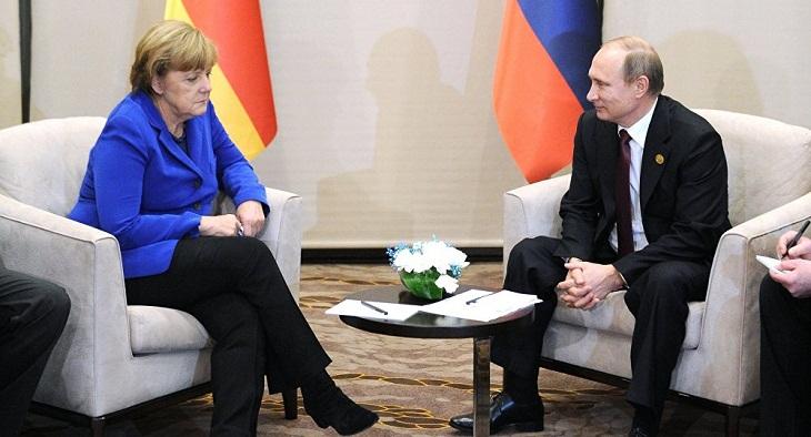 Merkel blasts breaches of Ukraine truce