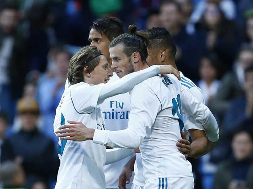 Two-goal Bale gives Zidane Champions League final hint