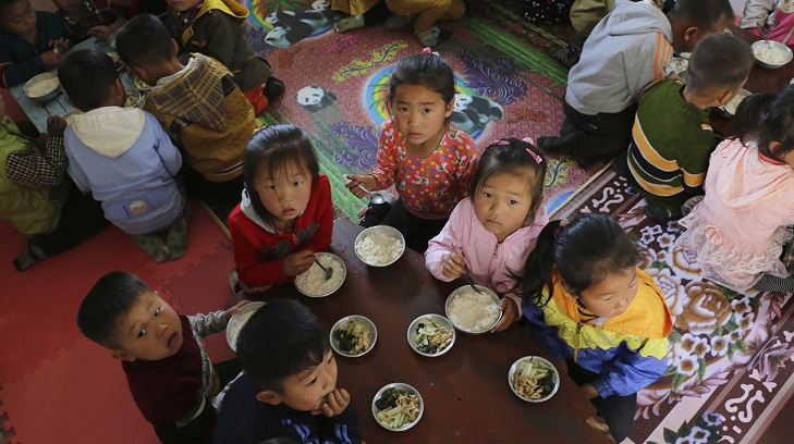 WFP chief senses N. Korea 'turning a new page'