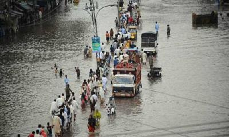 18 killed, 54 injured in rain-related incidents in NW Pakistan