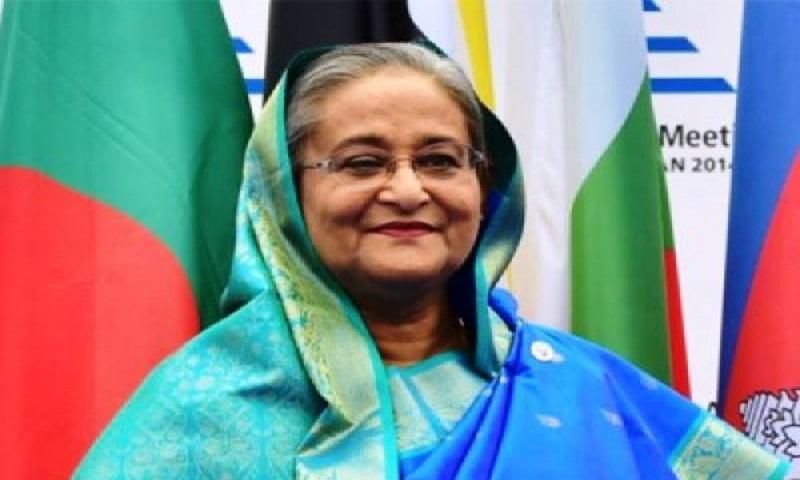 PM Sheikh Hasina inaugurates 27 projects at Dhaka Cantonment