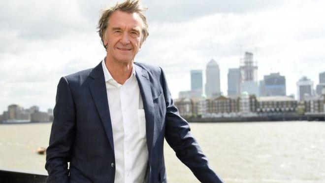 Rich List 2018: Jim Ratcliffe is UK's richest man