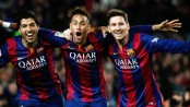 Neymar: I miss Messi and Suarez