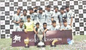 Sonadighi HS shine to clinch the title