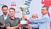 Zamal finishes tied-fourth at Bangladesh Open