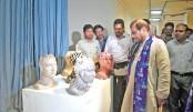 Month-long sculpture exhibition underway at BSA
