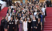 Cannes 2018: Female stars protest on red carpet for equal rights