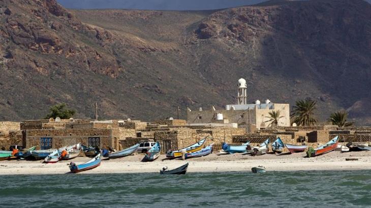 Saudi troops arrive on Yemen's Socotra after UAE tensions
