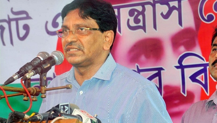 BNP spreads falsehood over KCC polls, says Hanif