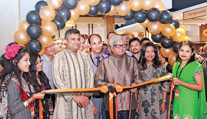 Aarong Opens New Outlet In Mymensingh