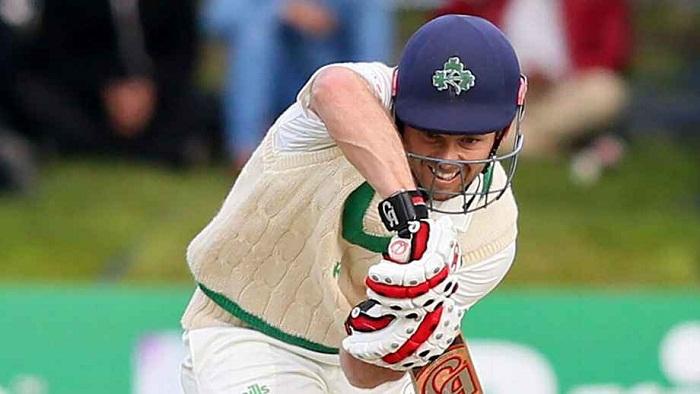 Ed Joyce shows resolves after Ireland follow on against Pakistan