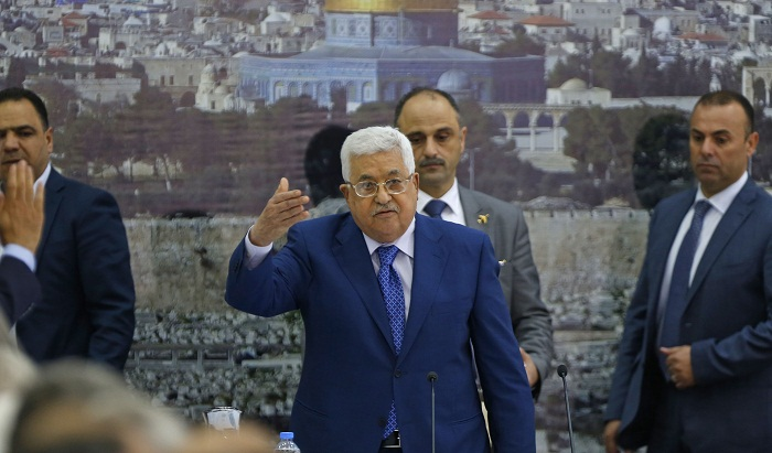 Abbas condemns Israeli 'massacres' after Gaza violence