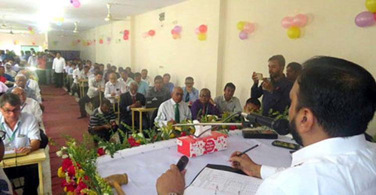 Tea auction centre opened in Sreemangal