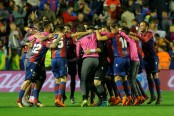 Barcelona's unbeaten season ended by five-star Levante