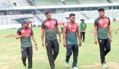 Shakib-less Tigers back in practice