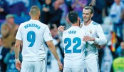 Two-goal Bale signals Real's UCL showdown