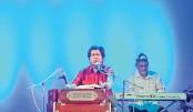 Sadi Mohammad enthralls audience at Chhayanaut auditorium