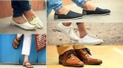 Open-toes, loafers: Trending footwear for women, men