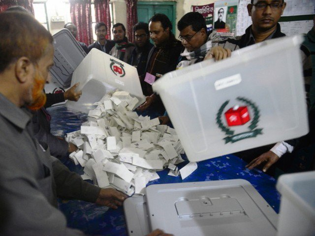 Khulna city polls end, results expected