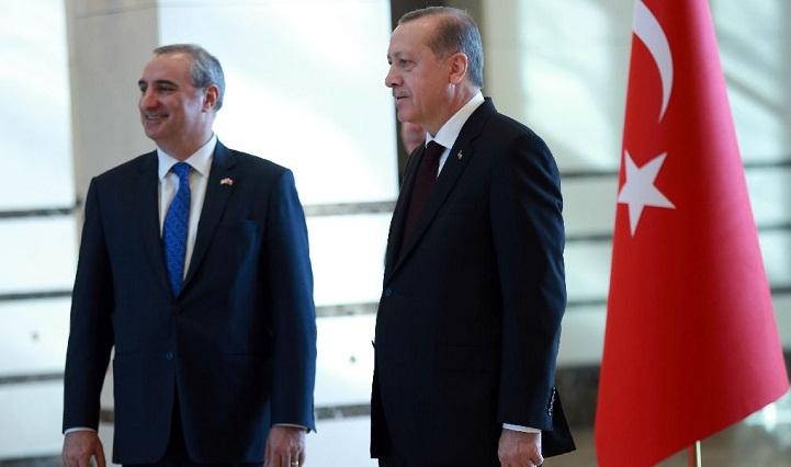 Turkey tells Israeli ambassador to temporarily leave: ministry