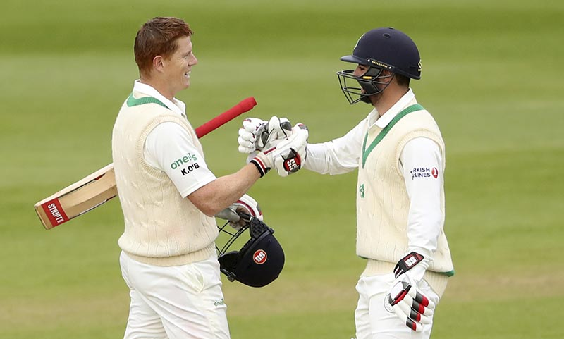Ireland fights back to set up possible win over Pakistan