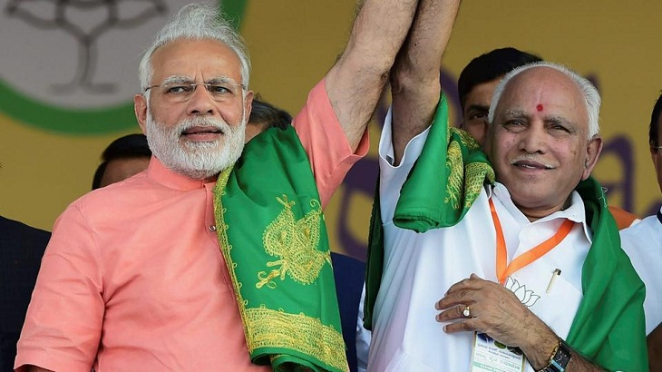 Modi's Bharatiya Janata Party wins in Karnataka state polls
