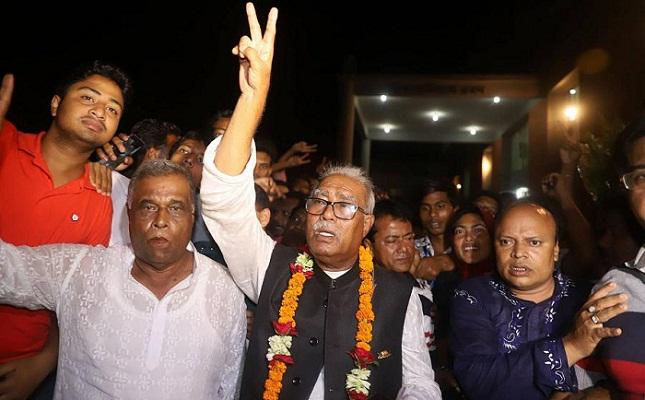 AL nominated Talukder Abdul Khalek elected mayor in KCC