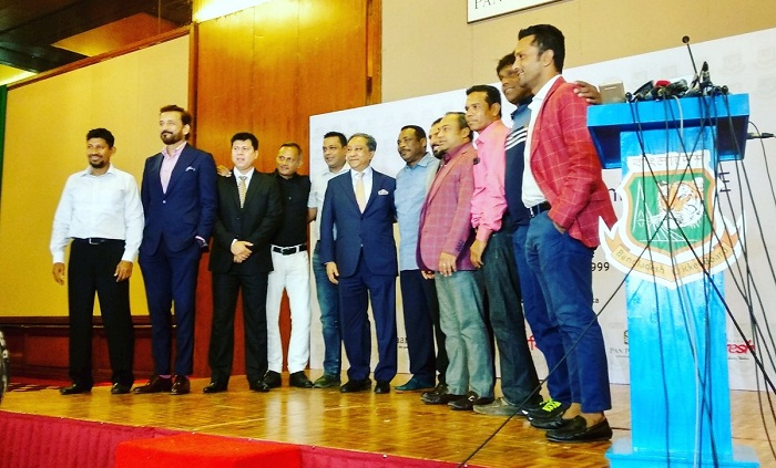Bangladesh bury hatchet with ex-coach Greenidge