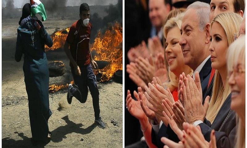 Israel says 11 Hamas targets hit in airstrikes