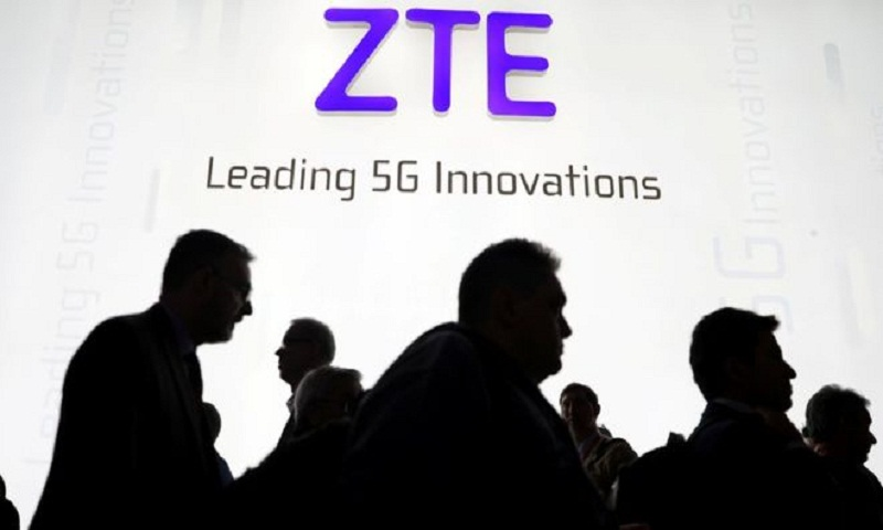 Trump defends U-turn on China's ZTE ahead of trade talks