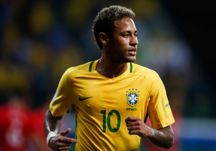 Recovering Neymar confirmed in Brazil's World Cup squad