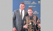 Neymar scoops French player of the year prize