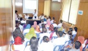 Programme on presentation of a survey report on quality management