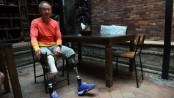 Double amputee Xia Boyu makes history on Everest summit