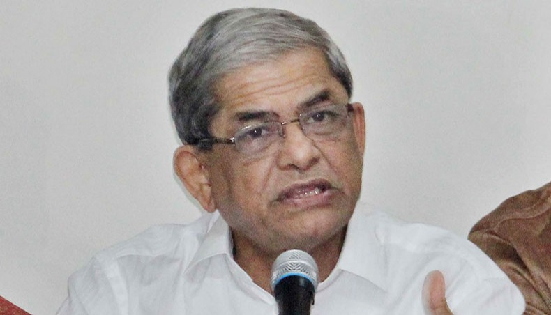Khaleda to come out of jail before eid: Fakhrul