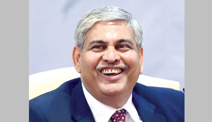 India's Shashank Manohar re-elected as ICC chairman