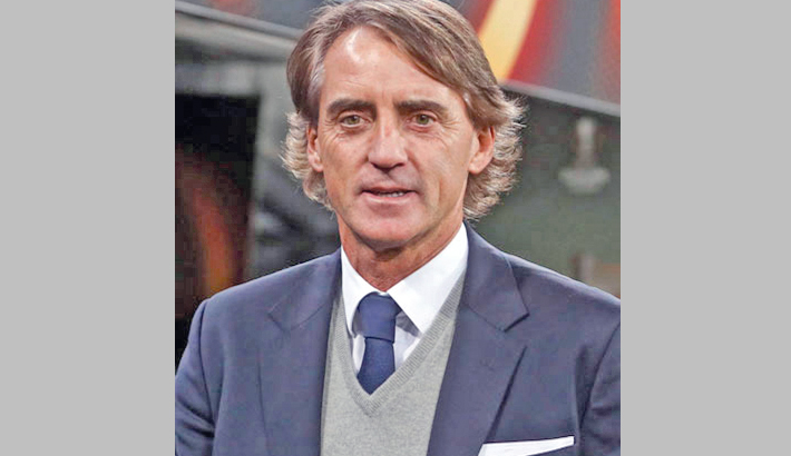 Mancini given job of rebuilding Italy