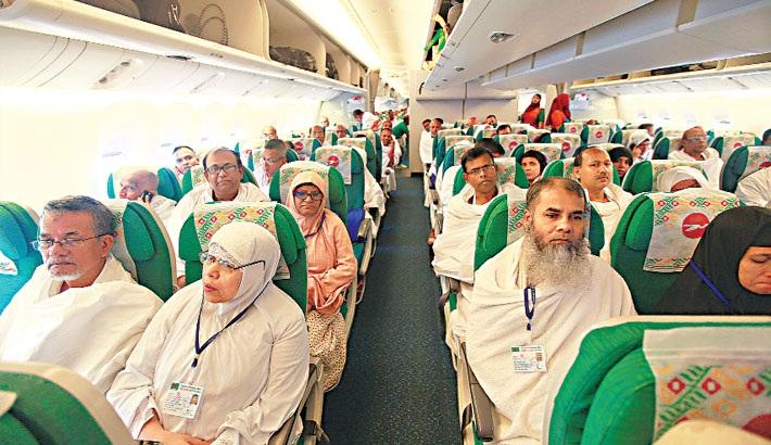 Biman takes 4 aircraft on lease for smooth Hajj sail