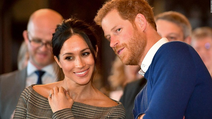 Meghan joining the royal family is a big moment for Britain