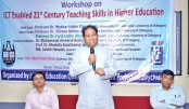 CU VC calls for  developing  skill on IT