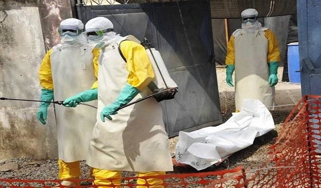 WHO says Ebola outbreak has spread to DR Congo city