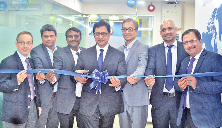 TÜV SÜD inaugurates training centre in Dhanmondi