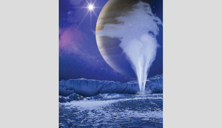 New evidence for water plumes on Jupiter's moon, Europa