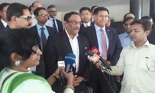 Bangladesh finds progress in talks; sees Rohingya repatriation very complex, difficult
