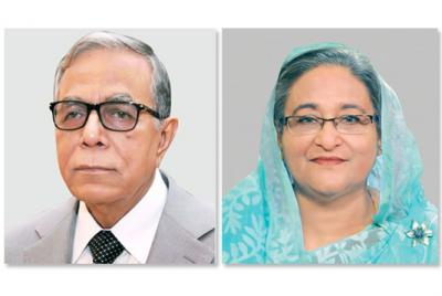 President, Prime Minister greet countrymen on eve of Ramadan