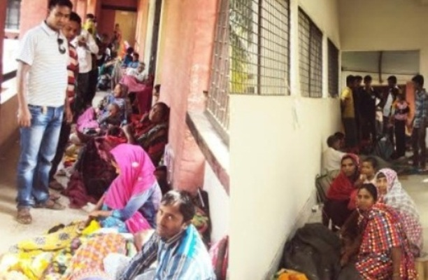 500 fall sick taking biriyani in Jhenidah