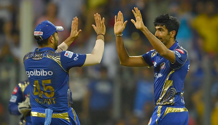 Bumrah and Pollard keep Mumbai alive