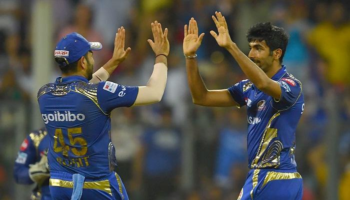 Bumrah and Pollard keep Mumbai alive