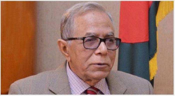 President praises Sheikh Hasina's role in public welfare